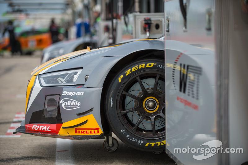 #2 Belgian Audi Club Team WRT, Audi R8 LMS: Will Stevens, Markus Winkelhock