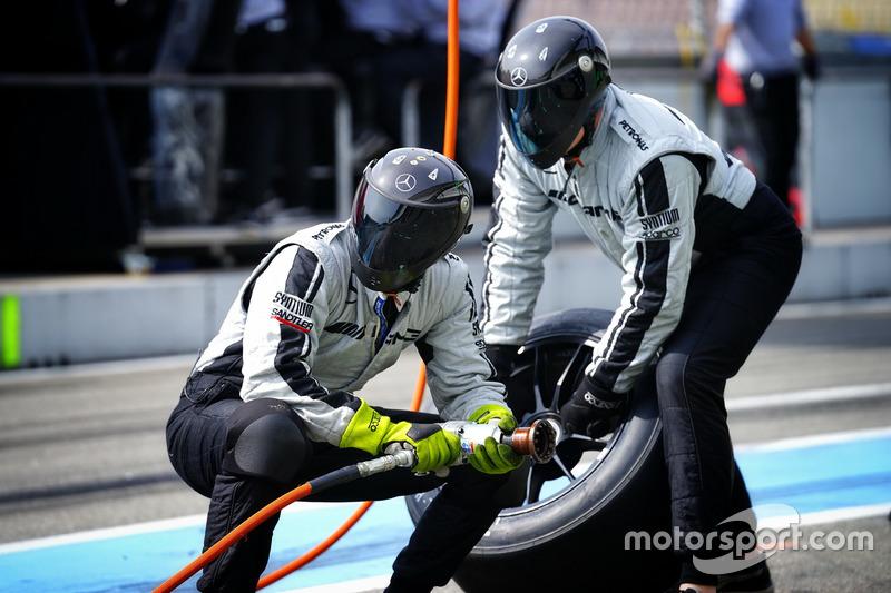 Team member, Mercedes-AMG Team HWA