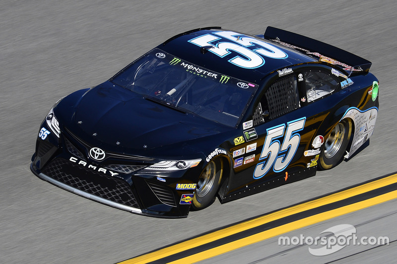 #55: Reed Sorenson, Premium Motorsports, Toyota