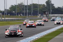 Аттила Таши, M1RA, Honda Civic TCR