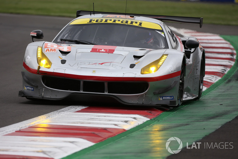 4. GTE-Am: #54 Spirit of Race, Ferrari 488 GTE