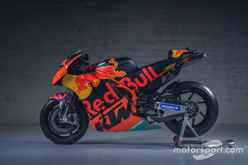 Moto Johann Zarco, Red Bull KTM Factory Racing