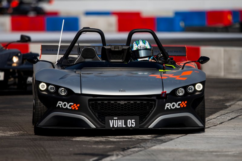 Terry Grant, VUHL 05 ROC Edition 2019