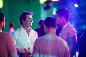 Trevor Carlin und George Russell, ART Grand Prix