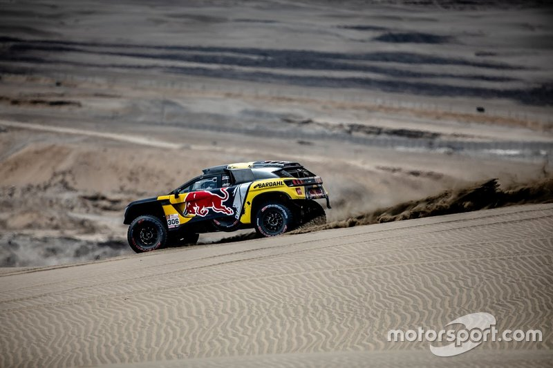 Dakar 2019: Coches