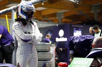 Sam Bird, Envision Virgin Racing in the garage