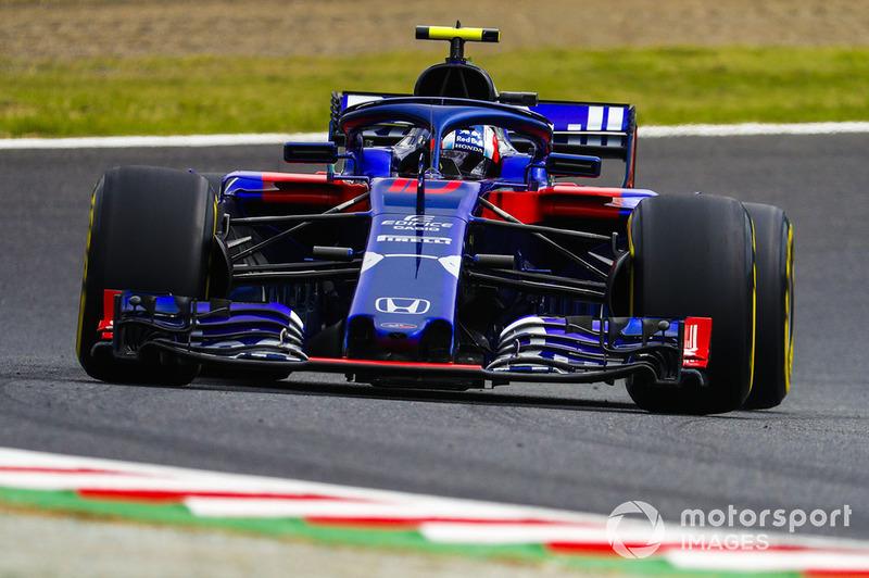 7: Pierre Gasly, Scuderia Toro Rosso STR13, 1'30.093