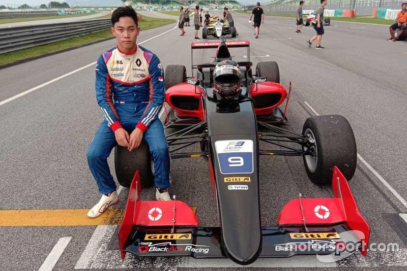 Presley Martono, BlackArts Racing