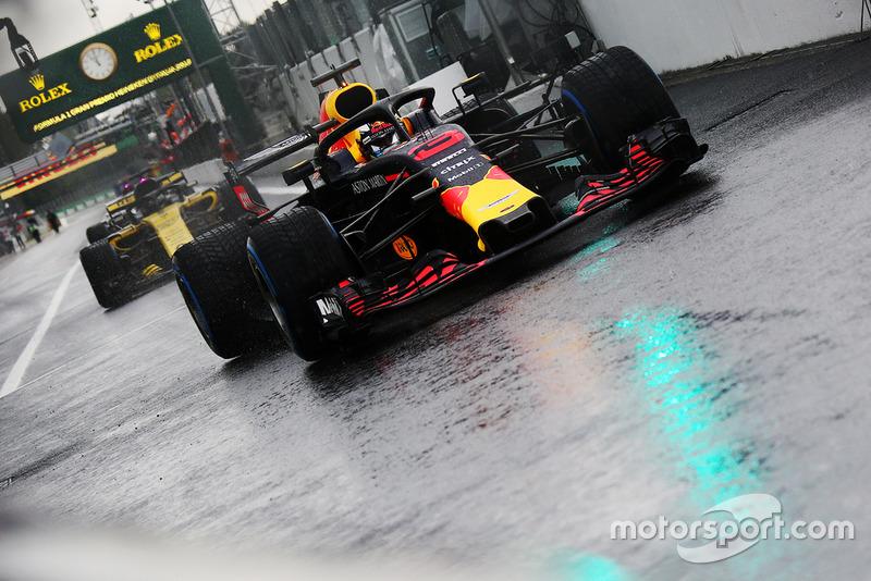 4 місце — Даніель Ріккардо (Австралія, Red Bull) — коефіцієнт 6,50