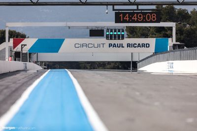 Paul Ricard upgrade