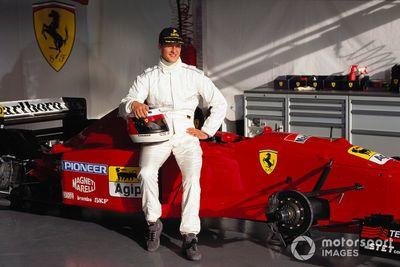 Ferrari Estoril testi