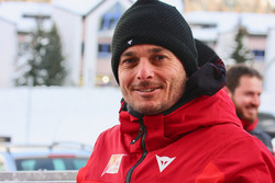 Джанкарло Физикелла, Ferrari
