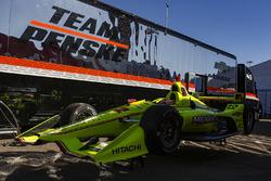 Simon Pagenaud, Team Penske Chevrolet car