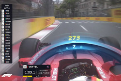 F1 Halo TV graphic, Ferrari (Screenshot)