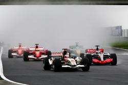 Rubens Barrichello, Honda RA106