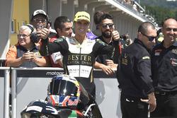Il secondo qualificato Marcos Ramirez, Bester Capital Dubai
