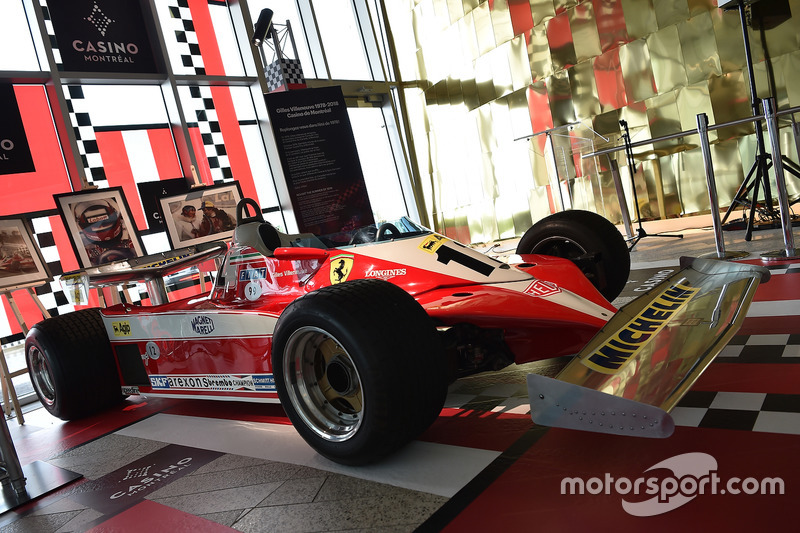 Ferrari T3 Жиля Вільньова