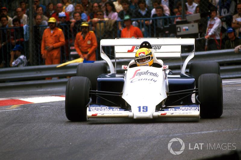 4 – GP de Mônaco de 1984