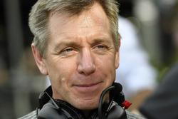 Tim Goss, McLaren Technical Director
