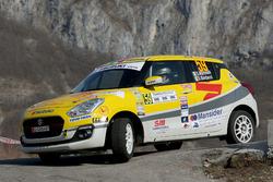 Stefano Martinelli, Sara Baldacci, Suzuki Swift 1000T, GR Motorsport