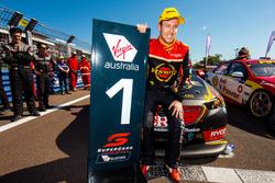 Race winner David Reynolds, Erebus Motorsport Holden