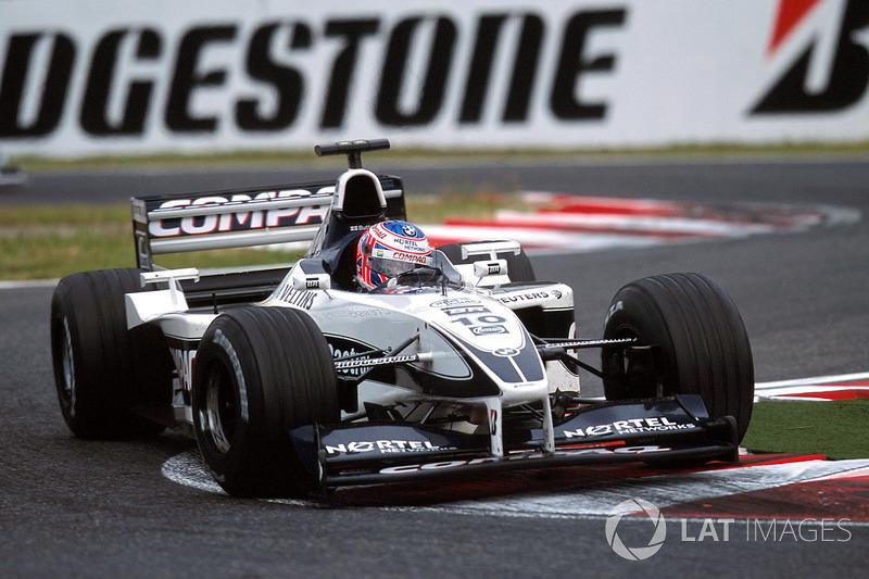 2000: Williams-BMW FW22