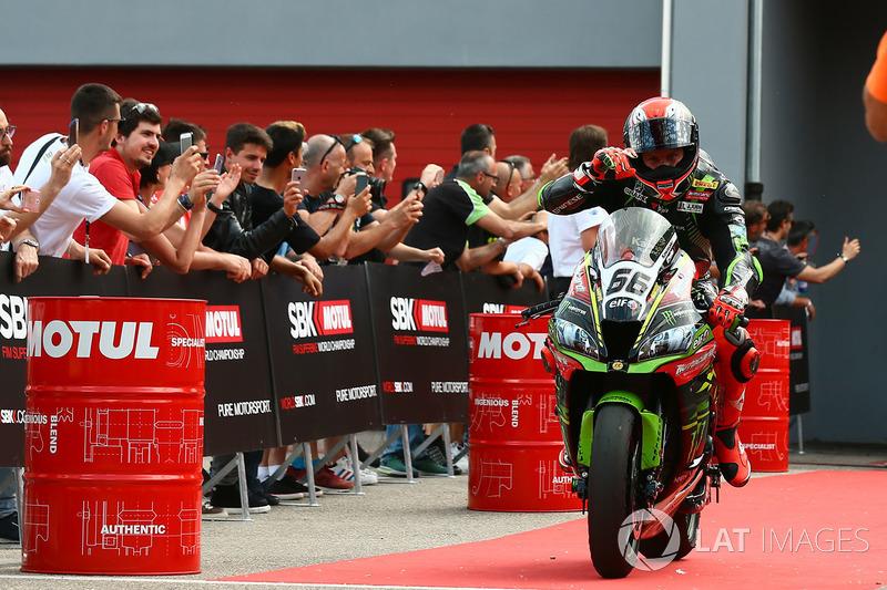 Tom Sykes (Kawasaki Racing)
