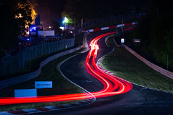 Nürburgring-Nordschleife bei Nacht