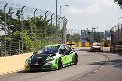 Zsolt Zsabo, Zengo Motorsport, Honda Civic WTCC