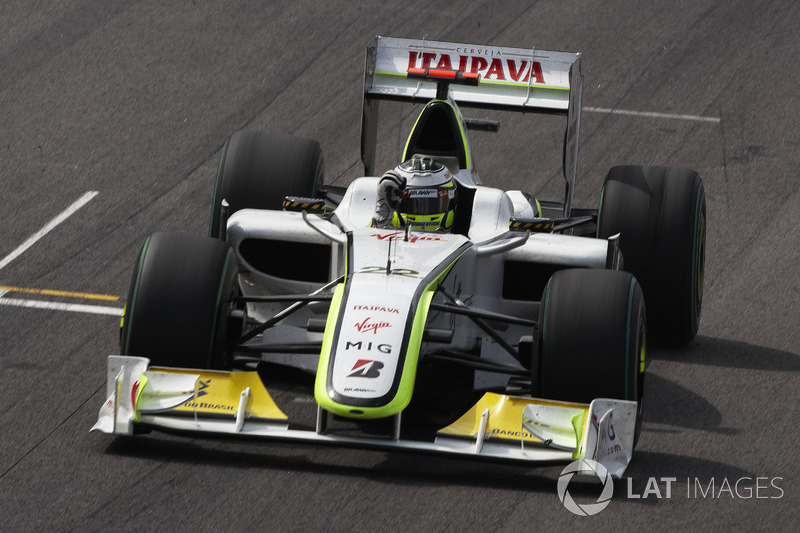 2009 - Brawn GP BGP001 (moteur Mercedes)
