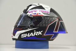 Scott Redding, Pramac Racing helmet