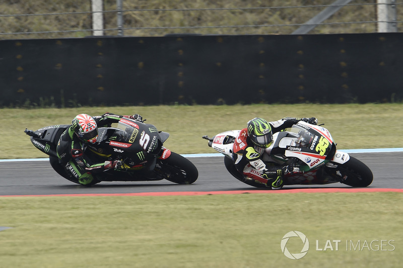 12. Gran Premio de Argentina 2018: Cal Crutchlow, Honda LCR