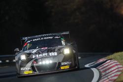 #70 Team Uwe Alzen Automotive Porsche 991 GT3 CUP MR: Uwe Alzen, Mike Stursberg, Philip Hamprecht