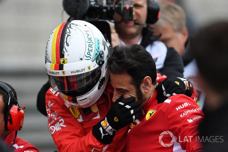 GP Tiongkok - Sebastian Vettel