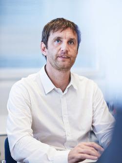 Pascal Derron, CEO della società Swiss E-Prix Operations AG