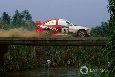 Rallye Indonesien