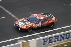 #32 De Tomaso Pantera Ford: Jean-Marie Jacquemin, Yves Depre