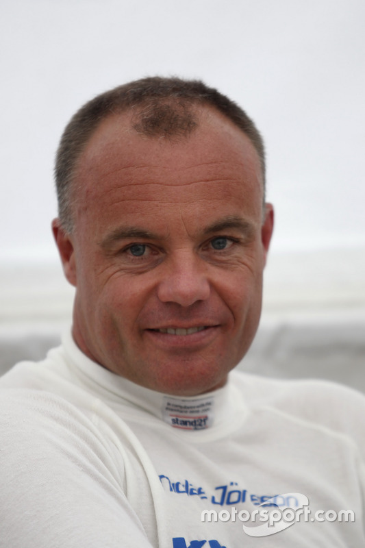 #40 Krohn Racing Ligier JS P2 Nissan: Нік Йонссон