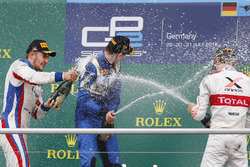 Alex Lynn, DAMS Sergey Sirotkin, ART Grand Prix and Arthur Pic, Rapax