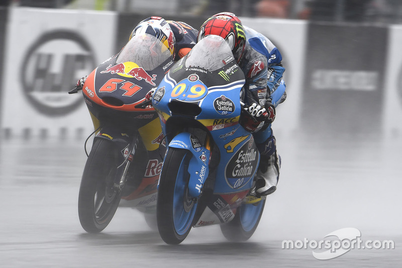 Jorge Navarro, Estrella Galicia 0,0, Bo Bendsneyder, Red Bull KTM Ajo