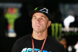 Randy Mamola, Manager von Bradley Smith, Tech 3, Yamaha
