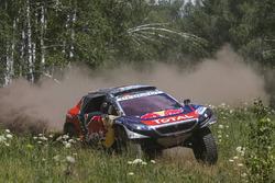 #102 Peugeot: Себастьян Льоб, Даніель Елена