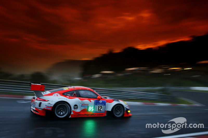 #12 Manthey Racing, Porsche 911 GT3 R