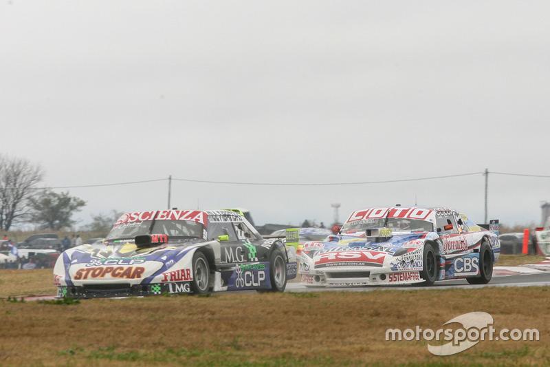 Norberto Fontana, Laboritto Jrs Torino, Camilo Echevarria, CAR Racing Chevrolet