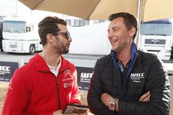 José María López, Citroën World Touring Car Team, en François Ribeiro, Eurosport Motorsport Directo