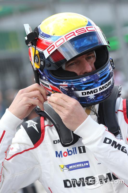 Mark Webber, #01 Porsche Team Porsche 919 Hybrid