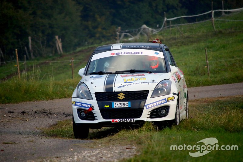 Suzuki Rally Cup: Rally 2 Valli