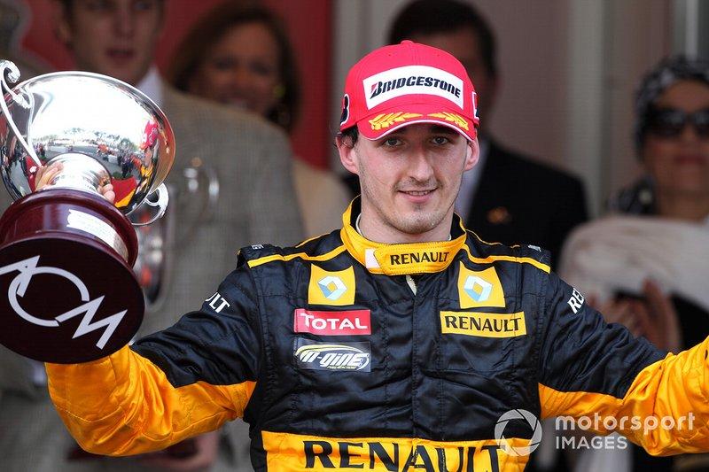 2010 - Robert Kubica, Renault
