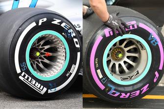 Порівняння колісних дисків Mercedes