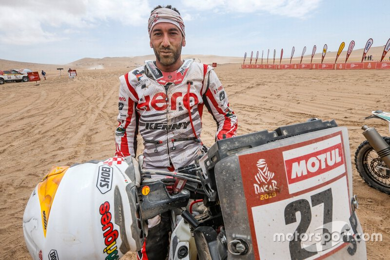 #27 HERO Motorsports Team Rally: Joaquim Rodrigues